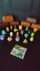 """Collection """"The Grossery Gang"""" Trash Pack"""