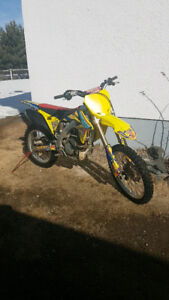 2013 250 trade for a sled