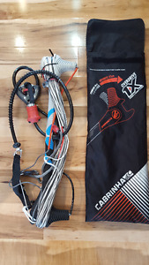 CABRINHA 1X OVERDRIVE BAR FOR KITEBOARDING