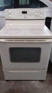Kenmore stove and inglis dryer