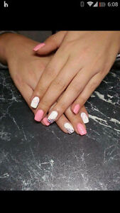 Sculpted Gel nails Regina Regina Area image 3