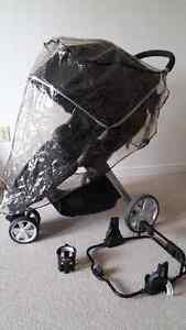 Britax Stroller w/adapter