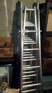 Sectional Ladder with Levelok System Prince George British Columbia image 5