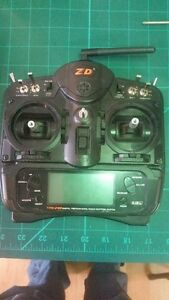 In Need of a ZD T7AH-2400 RC radio