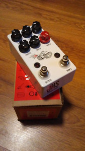 Jhs spring tank reverb pedal.  Mint with box