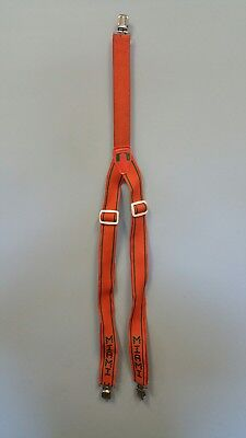Miami University Hurricanes Football  Basketball Vintage Men's Suspenders Nice!!