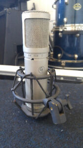 Groove Tubes GT-66 tube condenser microphone