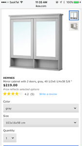 Ikea Med cabinet brand new in the box