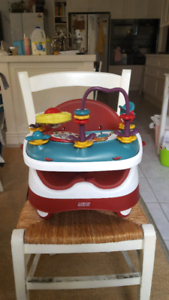 Mamas and papas booster seat - portable high chair