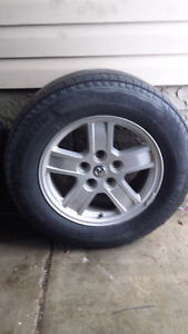 Trade newer Durango rims for older?  Trade or sell whole truck
