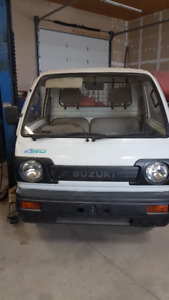 SUZUKI CARRY 4X4