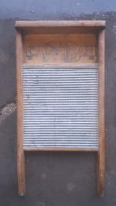 Cambrian Queen Washboard