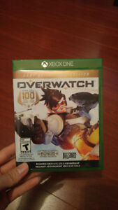 Overwatch game of the year edition for XBox