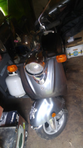 YAMAHA VINO BIKE.2005 GOOD CONDITION