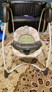 Graco Battery Operated Infant Swing