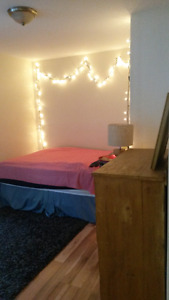 Female roommate wanted September - flat on water incl fireplace