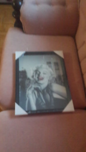 Brand new marylin monroe picture.