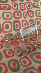 HARLEY DAVIDSON RACK-CHROME-EXCELLENT condition  $25