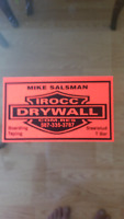 drywall partner needed
