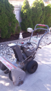 """Craftsman   8Hp 25 """" Snow Blower with Electric Start"""