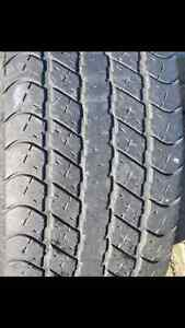 "20"" used tires DODGE RAM P275/60R20"