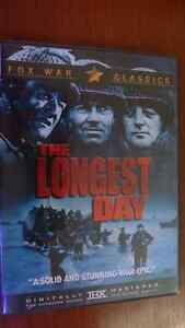 The Longest Day Digitally remastered DVD classic movie