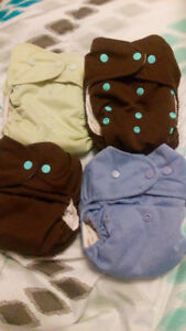 Baby Kangas One Size Pocket Diapers