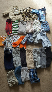 Boys 6 month clothing lot