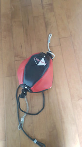 Double end speed punching bag