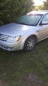 2008 ford taurus needs alternator