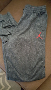 Boys air Jordan track pants