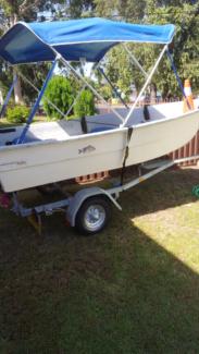 Fishing 11ft boat dinghy Granville Parramatta Area Preview