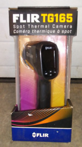 Flir TG165 Spot Thermal Camera $325.  Hard shell case $125