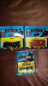 Batman die casts