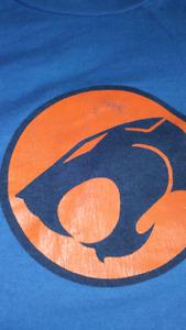 Thundercats amd CCCP vintage t shirts.