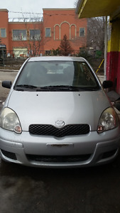 2005 Toyota Echo Hatchback