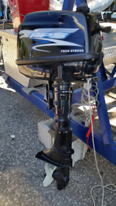 Trade/Swap/Sell 5hp 4 Stroke outboard engine