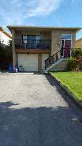 Nice and convenient basement apartment for Rent by Milton GO!