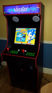 Arcade Machine 14.000 Games 23 Consoles in 1