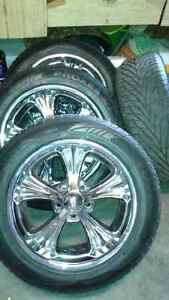 Toyo Proxes tires with custom rims Kingston Kingston Area image 6