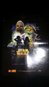 Lego Star Wars Episode VI - Return of the Jedi Poster