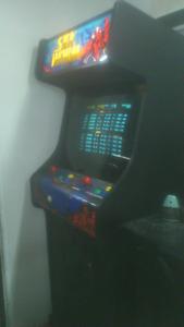 Silkworm Arcade Game
