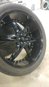 24s for a GM or Ford