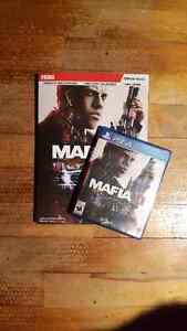 Mafia 3 PS4 avec/with book et/and poster