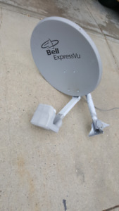 Satellite Dishes and Coaxial Cable