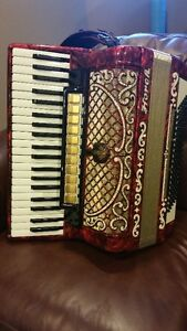Accordion by Horch is for sale