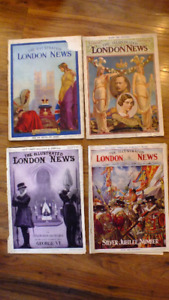 Collection of Royalty Magazines 1902-1953