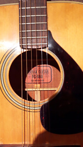 Looking for Yamaha red label FG180