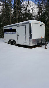Like New! 2010 Haulin' Ultimate Series Trailer