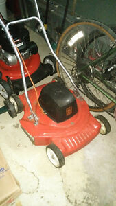 General Electric lawnmower